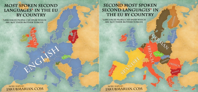 first-and-second-most-spoken-eu